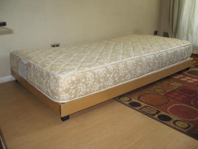 Vendo cama americana cic 1 plaza 1 2 con colchon de for Vendo sillon cama 1 plaza
