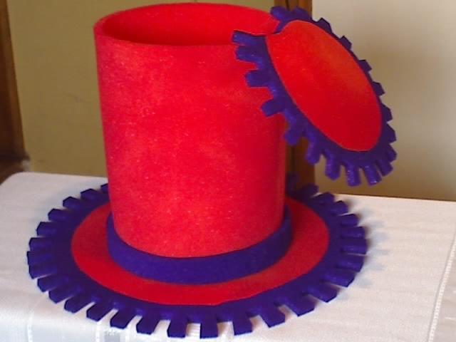 Sombreros para fiestas de goma espuma - Imagui