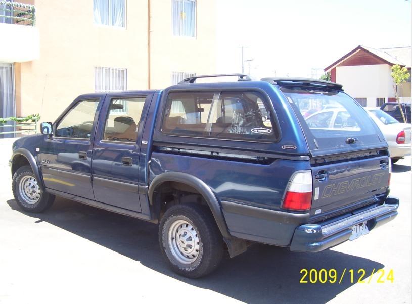 Foto Se vende camioneta chevrolet luv año 2003!!!