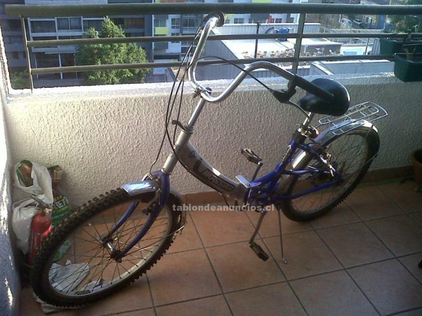Foto de Bicicleta plegable, aro 24 con 6 cambios. oferta!
