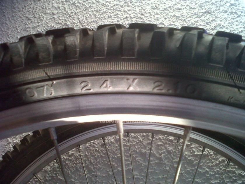 Foto Bicicleta plegable, aro 24 con 6 cambios. oferta! Ciclismo