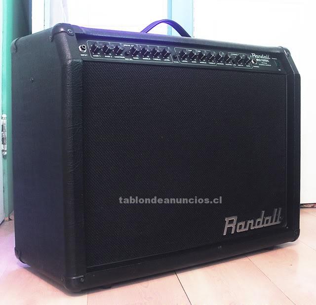 Foto Amplificador randall potente rg 100 sc