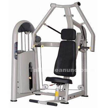 Foto Máquina de ejercicios fuerza, press de pectoral