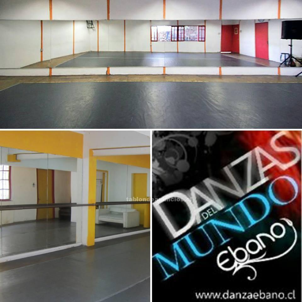 Foto Clases de danzas del mundo 2016