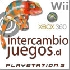 Intercambio de juegos xbox 360 ps3 psp
