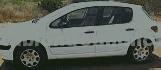 Peugeot 307 blanco