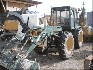 "Para dar libre ""4x4 tractor con cargador articulado"""
