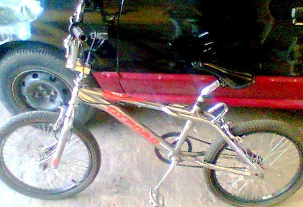 Foto Vendo bicicleta oxford bmx (rockstone)