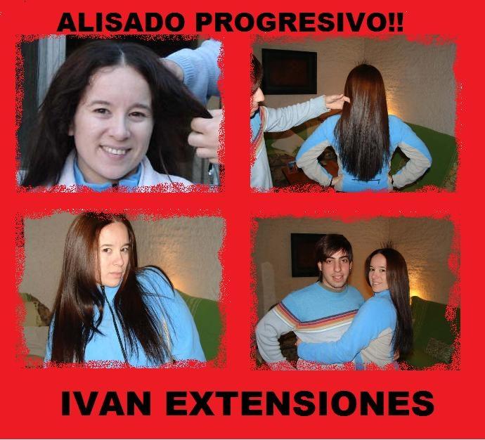 Foto Alisado queratinico!!!