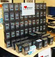 Foto En venta:apple iphone 3g 16gb,sony xperia x1