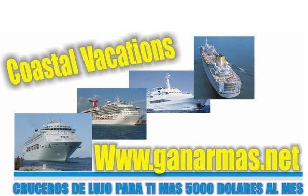Foto Dinero en internet : coastal vacations
