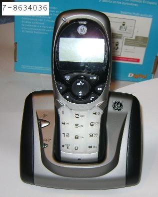 Foto Telefono inalambrico tipo celular