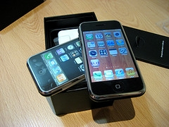 Foto de Fs:apple iphone 3g,16gb,8gb,nokia n95 8gb,e7i,n96 16gb,htc touch cruise,ps3 80gb,blakberry rim 8800
