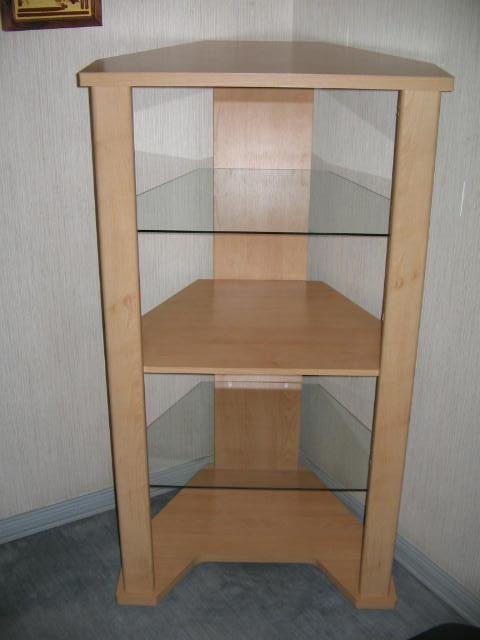 Rack esquinero masisa laminada for Muebles de cocina esquineros