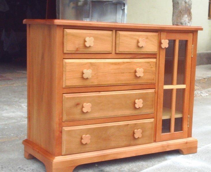 Muebles para bebé, cunas mudadores, solo madera Santiago. Fotos ...