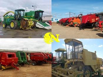 Foto Venta de maquinaria agricola usada tractornewman