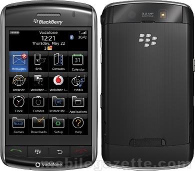 Foto En venta: blackberry storm 9500