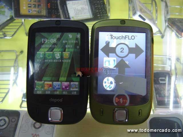 Foto Celular touch screen windows mobile 6.1 office,autocad,skype,etc.