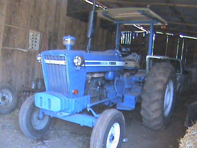 Foto Oferta tractor ford 6600