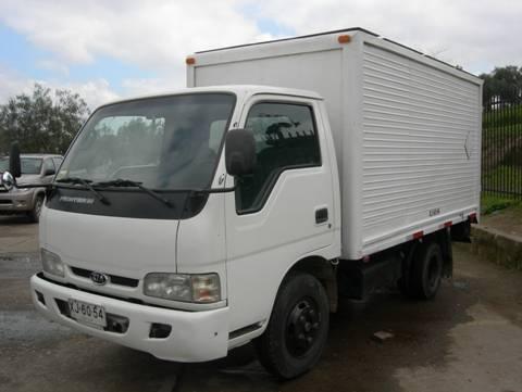 Foto Camion kia frontier 3.0