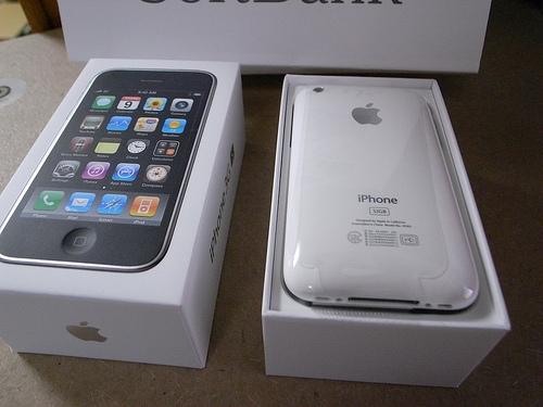 Foto Venta:apple iphone 3gs 32gb