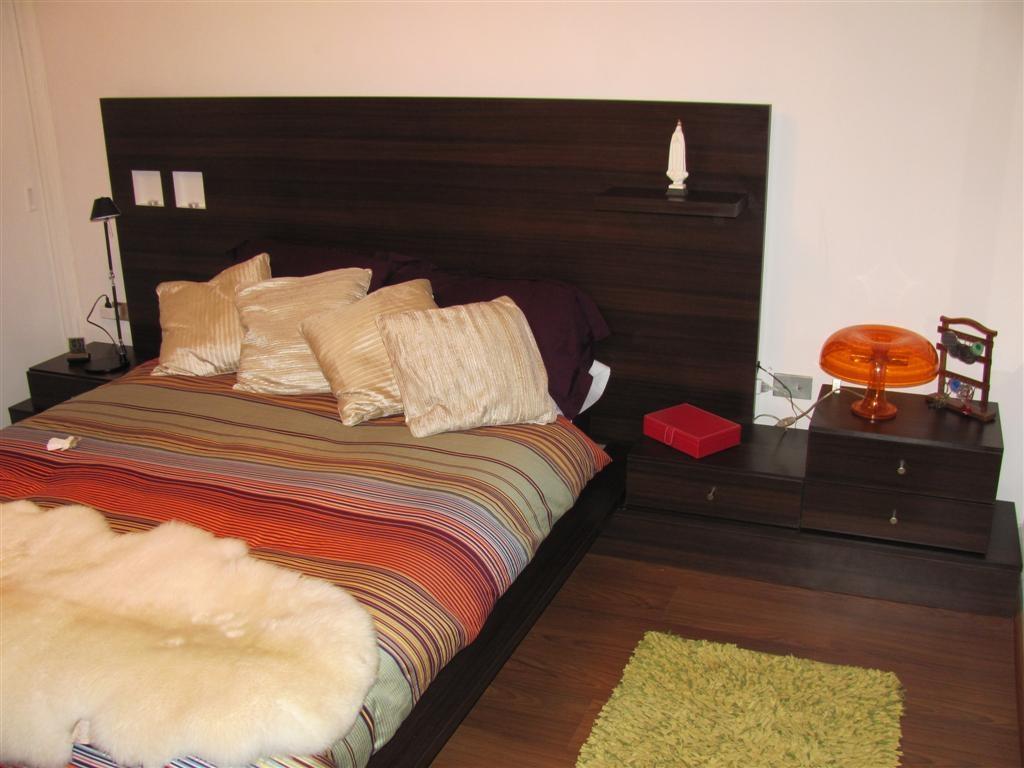 Oferta cabeceras respaldos y camas japonesas santiago - Cuadros para cabecera de cama ...