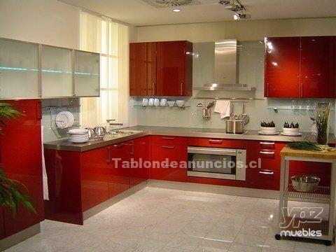 Venta muebles de cocina diseño exclusivo | Tablondeanuncios.cl