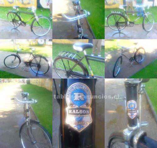 Foto Ralson de paseo color negro 100% original exelente estado $70000 Ciclismo