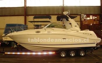 Foto Sea ray 260 sundancer (barco de los deportes)