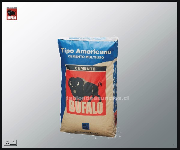 Foto Cemento bufalo $3..100