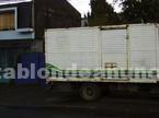 Foto Carroceria cerrada para camion 3/4