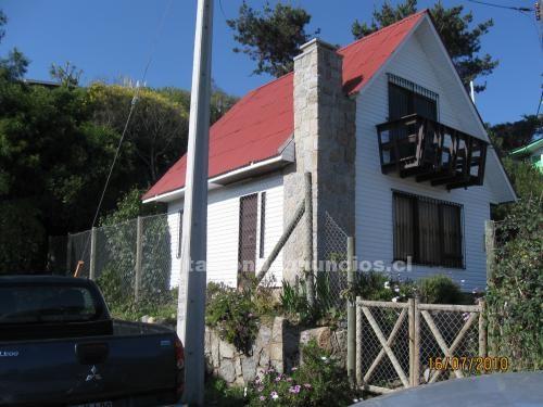 Foto Arriendo casa  en algarrobo   a  una cuadra de la   playa  y   con vista  al  ma