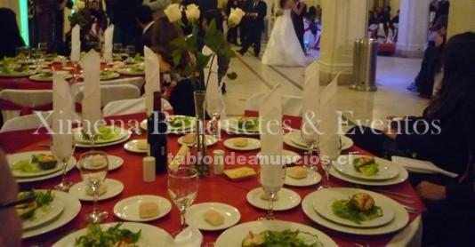 Foto Cocteleria & banqueteria naturista para matrimonios.