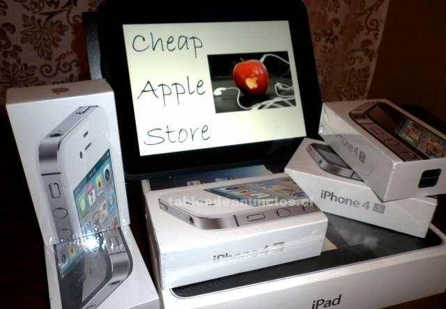 Foto Apple iphone 4s 16,32,64gb /samsung galaxy s ii i9100/apple ipad 2 /iphone 4 factory unlocked