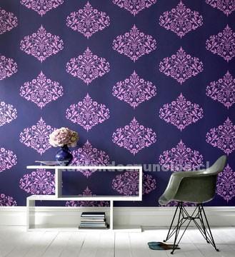 Foto Instalacion de papeles murales y alfombras