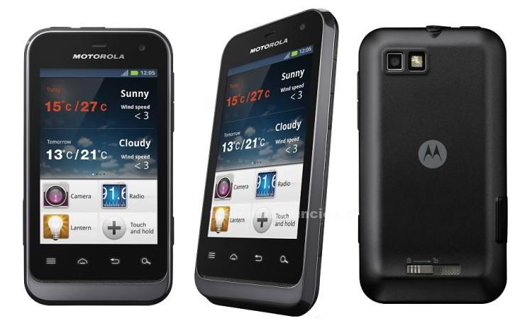 Foto Motorola defy mini