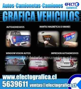 Foto Publicidad grafica autoadhesiva