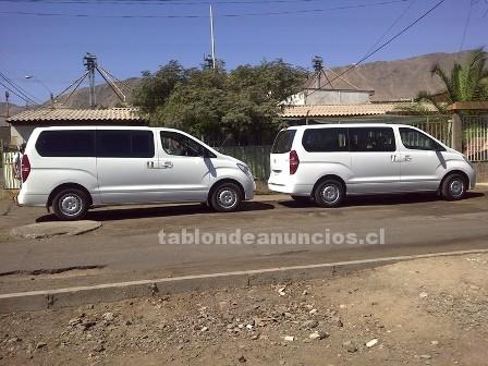 Foto Arriendo de minibuses  y traslado de personal en antofagasta