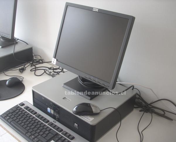 Foto de Se vende computador desktop hp