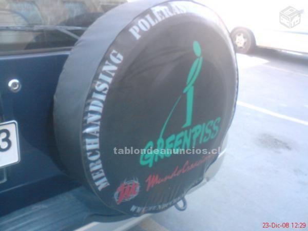 Foto Fundas personalizadas para rueda de repuesto jeep (cubre rueda )