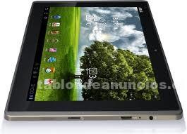 """Foto Tablet 10"""" asus transformer tf101"""