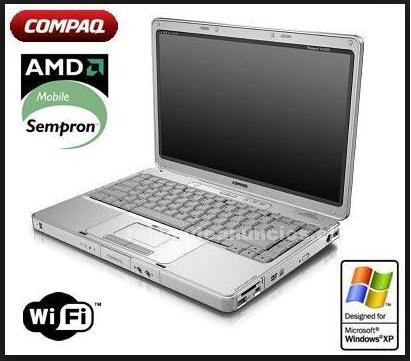 Foto Notebook compaq presario v2000