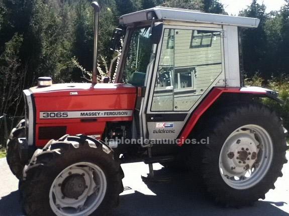 Foto Tractor massey ferguson 3065