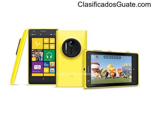 Foto Nuevo nokia lumia 1020 (desbloqueado) smartphone.