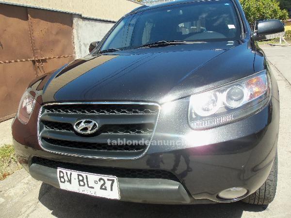 Foto Hyundai santa fé 2.7 4wd dsl
