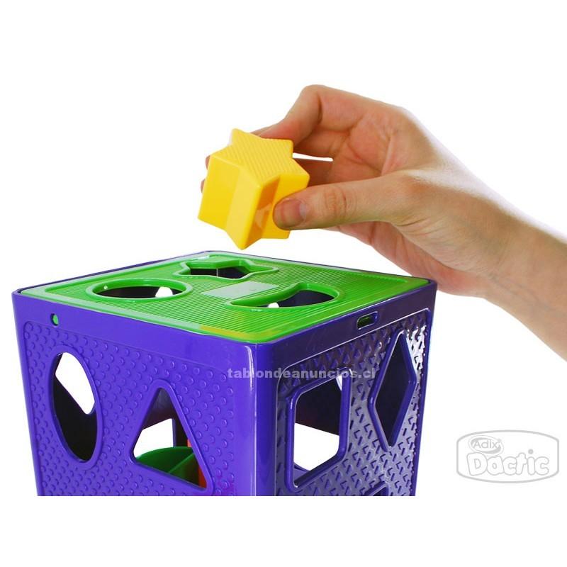 Foto de Cubo de encaje plástico dactic para niños
