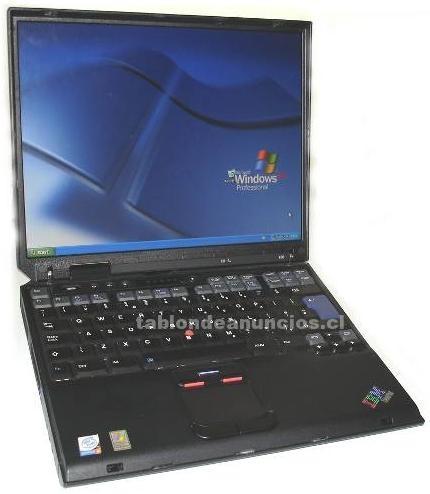 Foto Notebook ibm t30