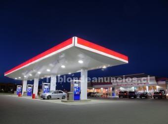 Foto Estación de gasolina,estaciones de servicio en colombia,estaciones de servicio