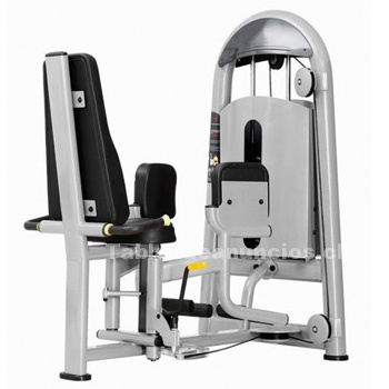 Foto Máquina de ejercicios fuerza, abducción de pierna