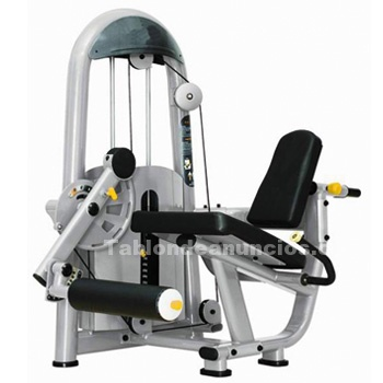 Foto Máquina de ejercicio fuerza, extensión de cuádriceps